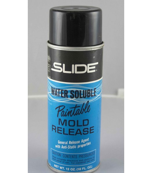 41212N - Water Soluble Injection Mold Release - AEROSOL
