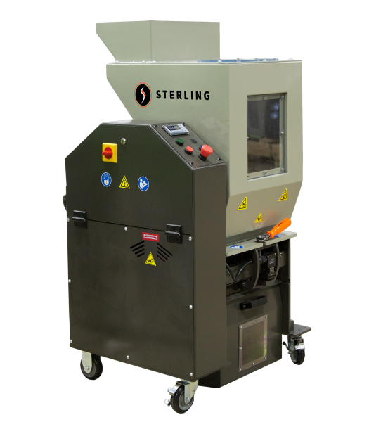 Beside-the-press granulator FX712