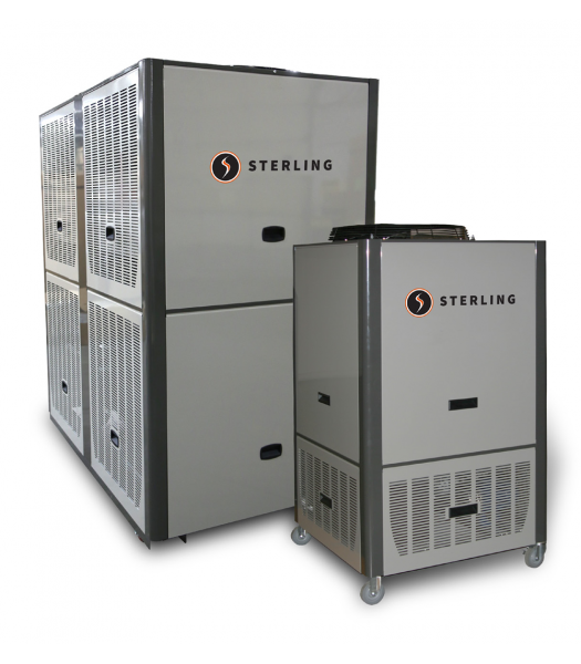 60 Ton Air Cooled Chiller