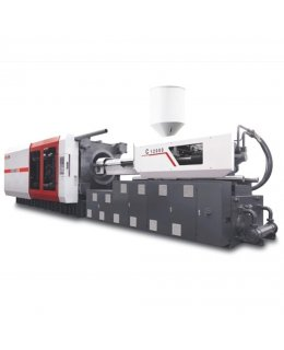 1400 Ton Injection molding machines EKII