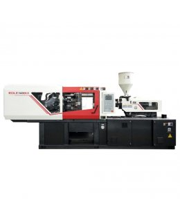 140 Ton Injection molding machines EKII
