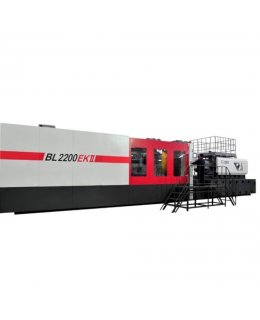 2200 Ton Injection molding machines EKII