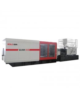 2500 Ton Injection molding machines EKII