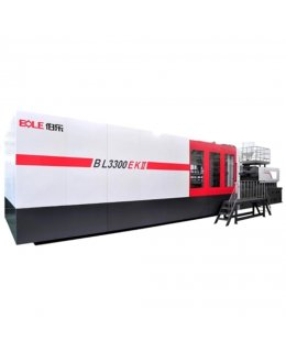 3300 Ton Injection molding machines EKII