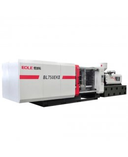 750 Ton Injection molding machines EKII
