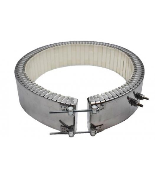 "Big Chief 1-1/2"" Ceramic Band Heaters 38mm x 38mm"