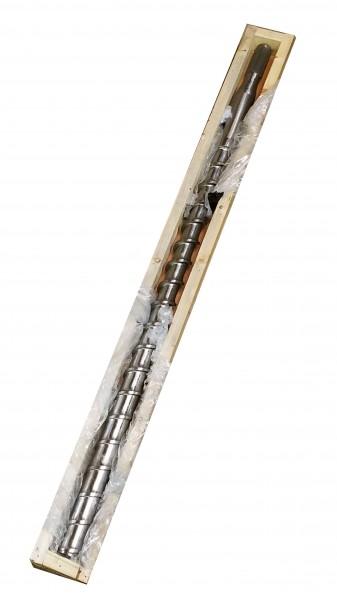 Van Dorn 80mm VDCO56 Injection Molding Screw