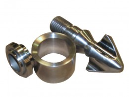 45mm Negri Bossi Screw Tip Assembly